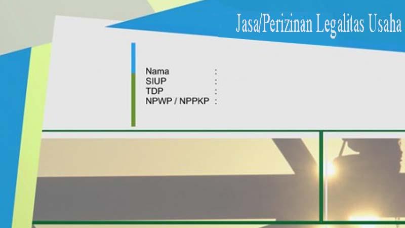 Memanfaatkan Biro Jasa Perijinan Jakarta dalam Pembuatan SIUP