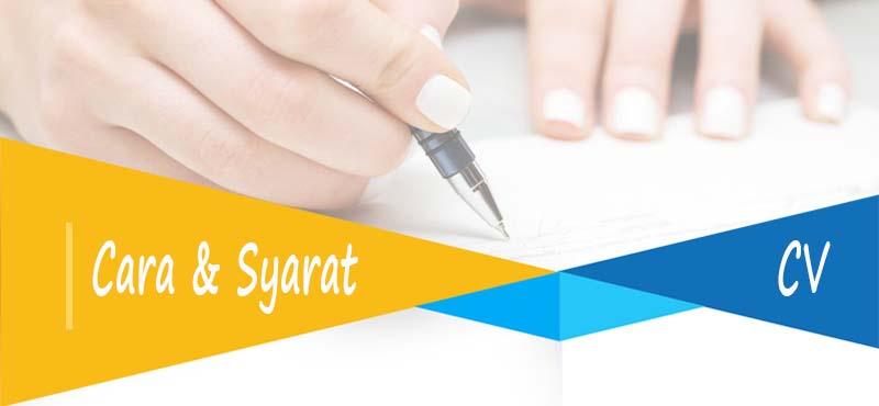 Syarat Mendirikan CV Yang Harus Dipenuhi