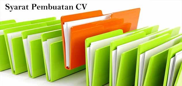Biaya Pembuatan CV Untuk Daerah Jakarta